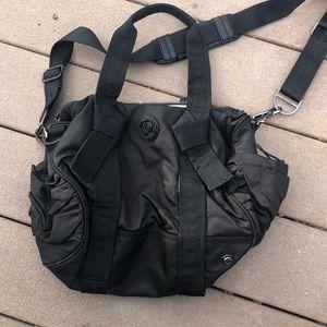 Lululemon mini duffle shaped purse
